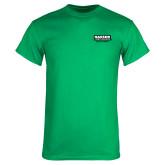 Kelly Green T Shirt-Kaeser Primary Mark