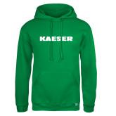 Russell DriPower Kelly Green Fleece Hoodie-Kaeser