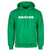 Kelly Green Fleece Hoodie-Kaeser