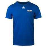 Adidas Royal Logo T Shirt-Kaeser Primary Mark