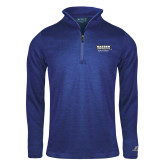 Russell Royal Heather 1/4 Zip-Kaeser w tagline