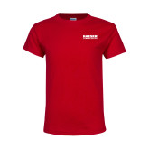 Youth Red T Shirt-Kaeser Compressors