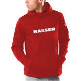Under Armour Red Armour Fleece Hoodie-Kaeser