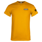 Gold T Shirt-Kaeser Primary Mark