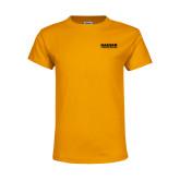 Youth Gold T Shirt-Kaeser Compressors