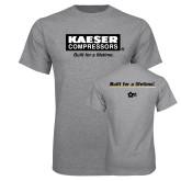 Grey T Shirt-Kaeser