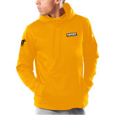 Under Armour Gold Armour Fleece Hoodie-Kaeser Primary Mark