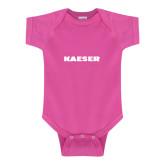 Fuchsia Infant Onesie-Kaeser