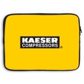 15 inch Neoprene Laptop Sleeve-Kaeser Primary Mark