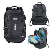 Thule EnRoute Escort 2 Black Compu Backpack-Kaeser w tagline