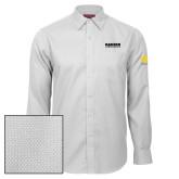 Red House White Diamond Dobby Long Sleeve Shirt-Kaeser Compressors