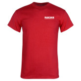 Red T Shirt-Kaeser Compressors