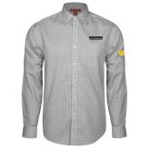 Red House Grey Plaid Long Sleeve Shirt-Kaeser Compressors