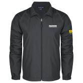 Full Zip Charcoal Wind Jacket-Kaeser Compressors