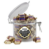 Snickers Satisfaction Round Canister-Kaeser Primary Mark
