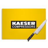 Cutting Board-Kaeser Primary Mark