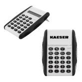 White Flip Cover Calculator-Kaeser