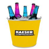 Metal Ice Bucket w/Neoprene Cover-Kaeser Primary Mark