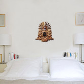 1 ft x 2 ft Fan WallSkinz-Coat of Arms Emblem