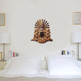1.5 ft x 3 ft Fan WallSkinz-Coat of Arms Emblem