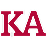 Super Large Decal-KA, 24 inches wide