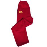 Champion PowerBlend Cardinal Fleece Open Bottom Pant-Two Color KA