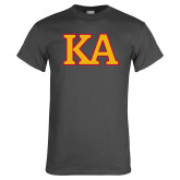 Charcoal T Shirt-Two Color KA