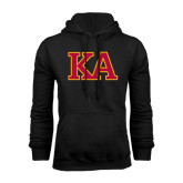 Black Fleece Hoodie-Two Color KA