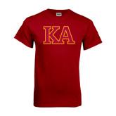 Cardinal T Shirt-Two Color KA