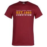 Cardinal T Shirt-Convivum