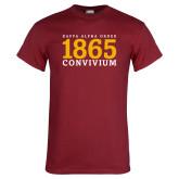 Cardinal T Shirt-KAO 1865 Convivum