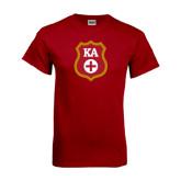 Cardinal T Shirt-KA Shield