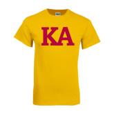 Gold T Shirt-KA