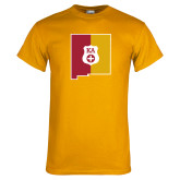 Gold T Shirt-New Mexico