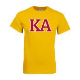 Gold T Shirt-Two Color KA