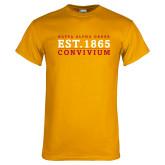 Gold T Shirt-Convivum
