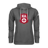 Adidas Climawarm Charcoal Team Issue Hoodie-KA Shield