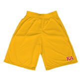 Midcourt Performance Gold 11 Inch Game Short-Two Color KA