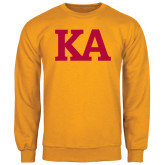 Gold Fleece Crew-KA