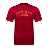 Syntrel Performance Cardinal Tee-Arched Kappa Alpha Order