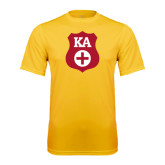 Syntrel Performance Gold Tee-KA Shield