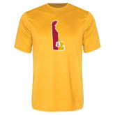 Performance Gold Tee-Delaware