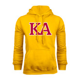 Gold Fleece Hoodie-Two Color KA