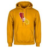 Gold Fleece Hoodie-California