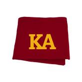 Cardinal Sweatshirt Blanket-KA