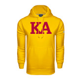 Under Armour Gold Performance Sweats Team Hoodie-KA