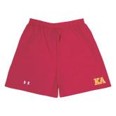 Under Armour Cardinal HeatGear Microshort w/Pockets-Two Color KA
