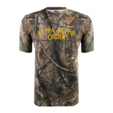 Realtree Camo T Shirt-Arched Kappa Alpha Order