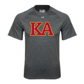 Under Armour Carbon Heather Tech Tee-Two Color KA