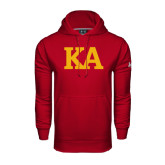 Under Armour Cardinal Performance Sweats Team Hoodie-KA
